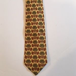 Brooks Brothers Makers Tie with Squirrels